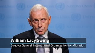 """UN migration chief: it is vital to """"let the positive side of migration be told"""""""