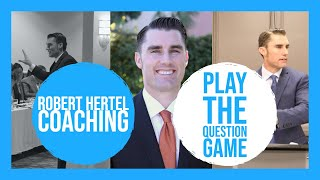RH Coaching Minute: Play The Question Game