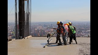 Fibre-Reinforced Concrete Slabs - ProAll Reimer Mixers At Work