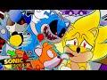 Jogo Do Sonic Em 3d Com 32 Sonics Sonic Souls