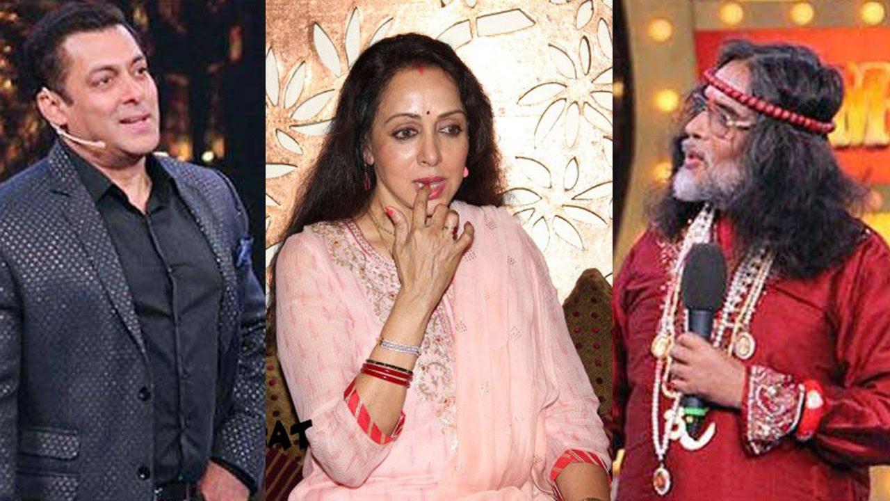Bigg Boss 10: Swami Om claims to be Hema Malini's acting