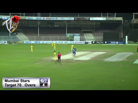 Burhani Sports - Sharjah Cricket Stadium | Quarter Finals