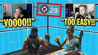Everyone is STUNNED When Tfue and Symfuhny DESTROY Fortnite Pros! *DREAM DUO*