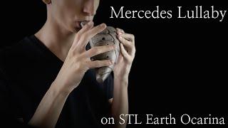Mercedes Lullaby (Pan's Labyrinth) || Ocarina Cover –  STL Element Earth Ocarina
