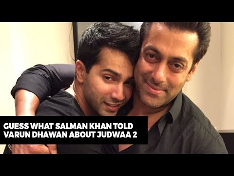 Download Salman Khan's warning to Varun Dhawan | Judwaa 2 | RJ Malishka HD Video