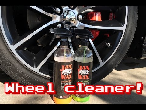 Ultimate Wheel Cleaner/Super Citrus Product Reviews & How To Use Product/Clean Wheels! ✔️