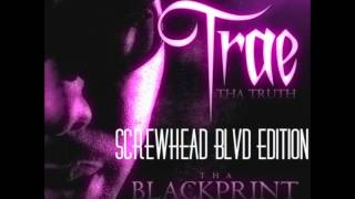 Trae Tha Truth Ft. Z-Ro & Young Noble - Fucked Up World (Screwed&Chopped)