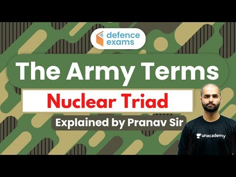 India's Nuclear Triad Weapons List | Weapons In India's Nuclear Triad | Explained by Pranav Sir