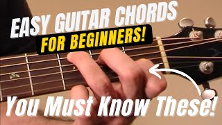 Guitar Chords For Adult Beginners