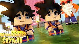 Minecraft: Guerreiro Sayajin (DragonBall Z ) -