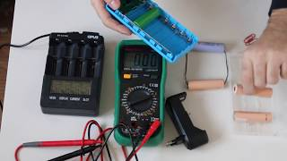 How To Wake Up/Revive A Dead 0V 18650 Li-Ion Battery