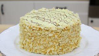 Торт Эстерхази / Esterhazy Cake / Gluten Free Cake
