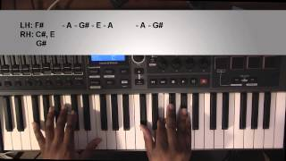 Piano Lesson | Action Bronson | Baby Blue