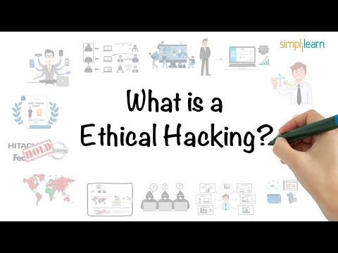 Ethical Hacking In 8 Minutes | What Is Ethical Hacking? | Ethical Hacking Explanation | Simplilearn