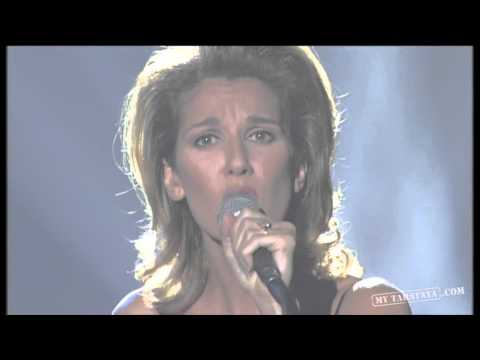 Celine Dion - All By Myself (Live) HD 720p