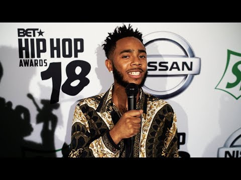I was INVITED to the B.E.T HIP HOP AWARDS 2018 RED CARPET