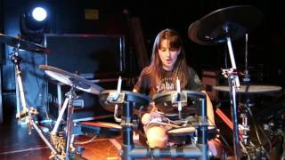 We Are The Wild (Powerwolf cover) Naike 9 Years Old Young Girl
