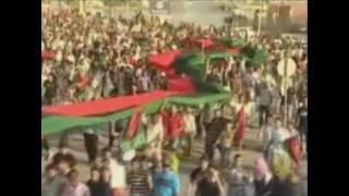 B-way (Libyan Rap ) تحت علم ليبيا - 17 فبراير