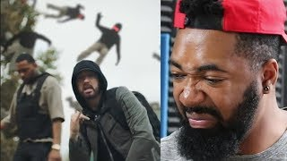 Eminem - Lucky You ft. Joyner Lucas - REACTION