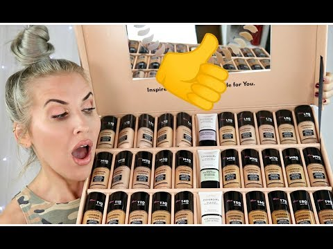 video thumbnail GRWM || TESTING NEW PRODUCTS!!! HITS!!!!!!