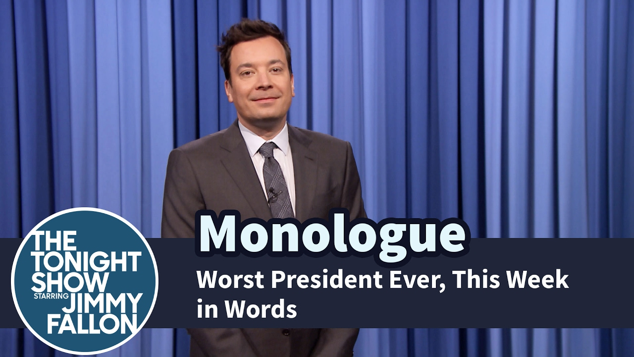 Worst President Ever, This Week in Words - Monologue thumbnail
