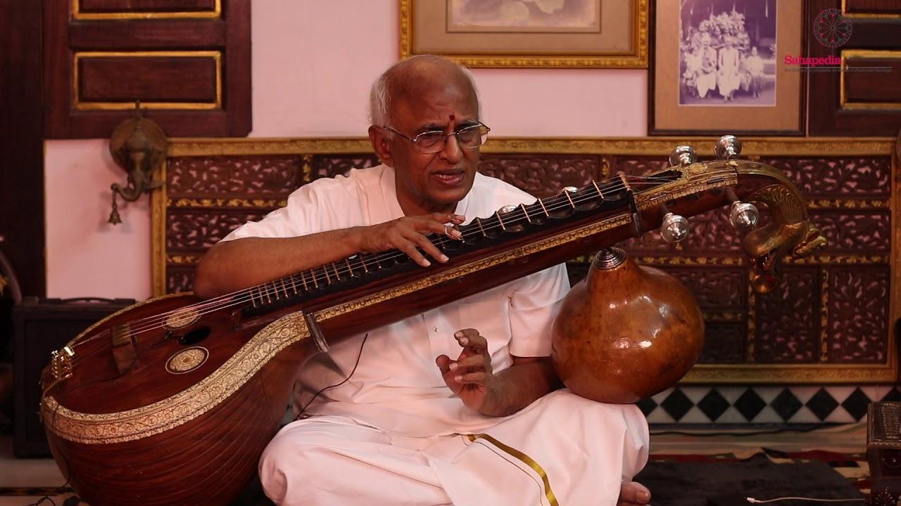 Veena: In Conversation with Karaikudi S  Subramanian | Sahapedia