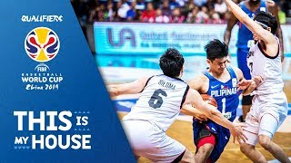 Philippines v Japan - Full Game - FIBA Basketball World Cup 2019 - Asian Qualifiers