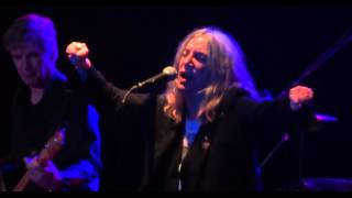 Patti Smith - Ask The Angels, The Roxy in Los Angeles  02-01-2015