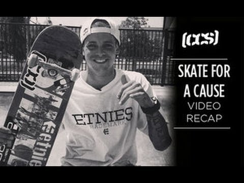 Ryan Sheckler's Skate For A Cause 2013 | Video Recap