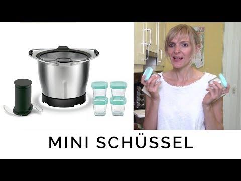 Mini Schüssel Zubehör XF555E - Krups I Prep and Cook Gourmet