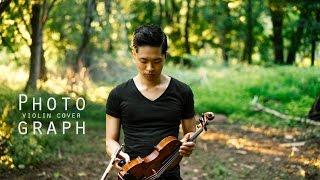 Photograph   Ed Sheeran   Violin Cover   Daniel Jang