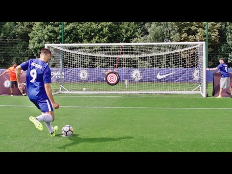 Unbelievable Soccer Tricks with Chelsea F.C.