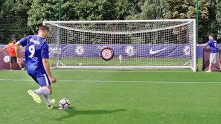 Soccer Trick Shots ft. Chelsea F.C. | Dude Perfect