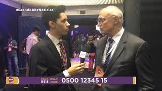 #Teleton2017 - Vereador Eduardo Suplicy fala Sobre a Importância do Projeto