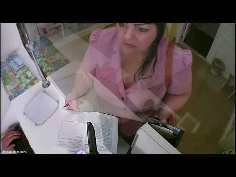 Хамское поведение посетительницы в аптеке Витебска