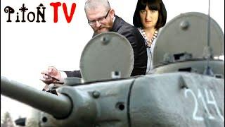 Piton.TV – Magdalena Ziętek-Wielomska i Grzegorz Braun o Wojsku. refleksje po debacie