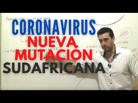 Médico Explica Sobre La Nueva Cepa En Sudafricana Del Covid-19