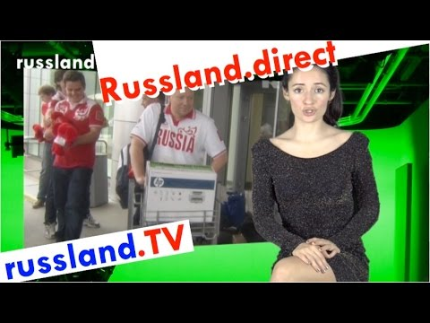 Doping in Russland [Video]