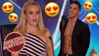 MESMERISING Pole Dance Auditions On Got Talent | Amazing Auditions
