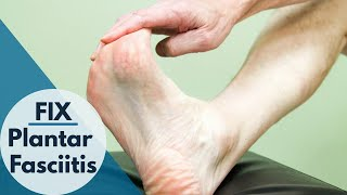 How to Fix Plantar Fasciitis in Seconds (This Works)