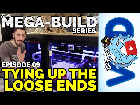 Mega-Build Series Ep 09 – Tying Up the Loose Ends (Video)