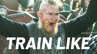 Vikings Star Alexander Ludwig Shows His Shoulder Bulking Workout | Train Like A Celeb | Mens Health