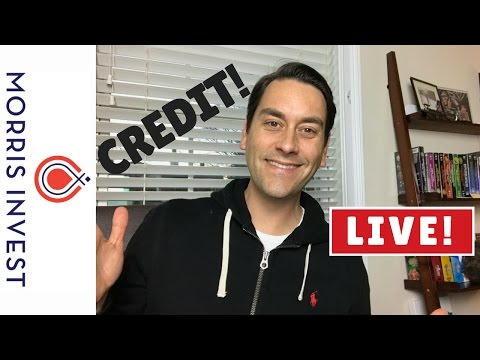 Buying Rental Properties with Credit: Good or Bad? | Morris Invest Live