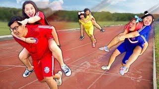 ใครจะได้ที่ 1 ในงานกีฬาสี สุดยิ่งใหญ่