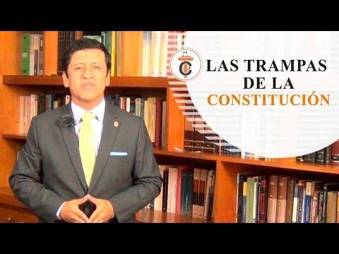 LAS TRAMPAS DE LA CONSTITUCIÓN - Tribuna Constitucional 99 - Guido Aguila Grados