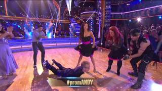 Prom Night Group Dance! - Dancing With The Stars