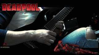 Deadpool Metal Soundtrack - (DMX - X gon give it to ya)