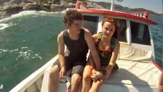 Caio Paduan E Juliana Lohmann  - Short Movies For Editora Globo 2012  5/12