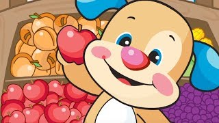 Color Shopping - Learning Colors - Laugh & Learn™ | Kids Learning | Cartoons For Kids | Kids Songs