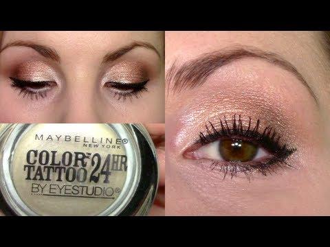 Color Tattoo Up To 24HR Longwear Cream Eyeshadow by Maybelline #11